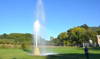 Riardo (Caserta) Ferrarelle Quellenpark