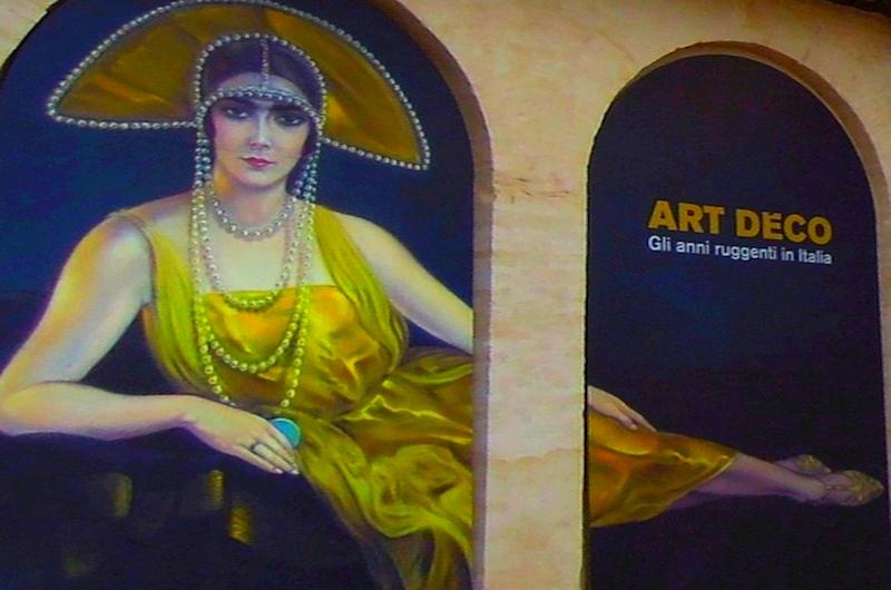 """""""Brüllende Jahre"""": Die Ausstellung """"Art Déco"""" in Italien"""