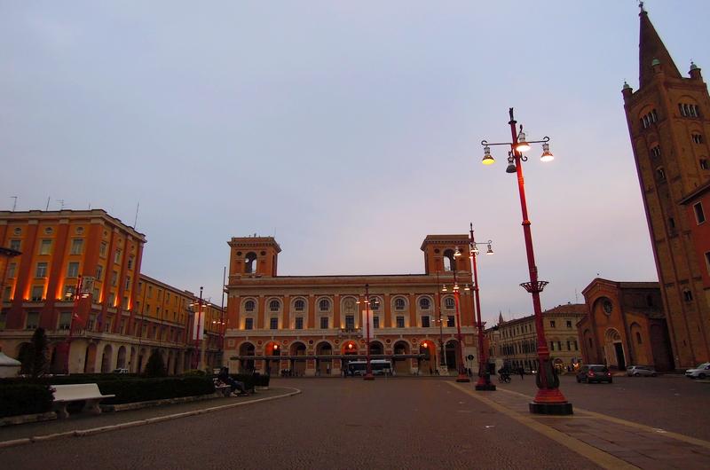 Forlì: Glanz der Provinz