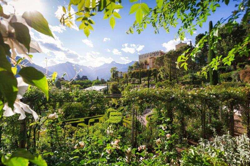 Meran, die Gärten Trauttmansdorff sind wieder geöffnent