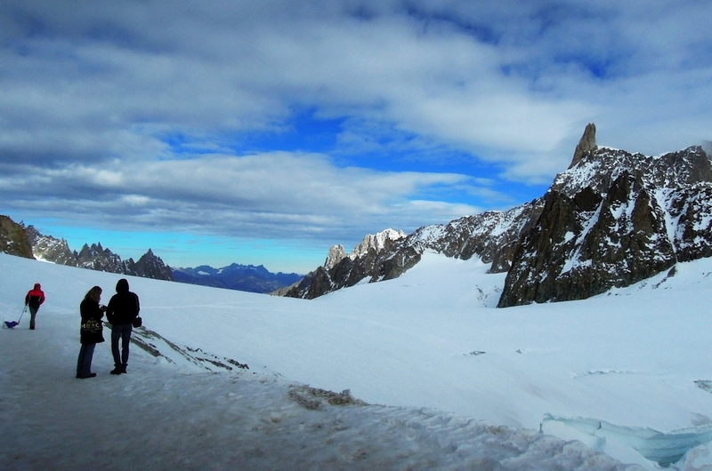 Monte Bianco: Der Weg zu den Sternen