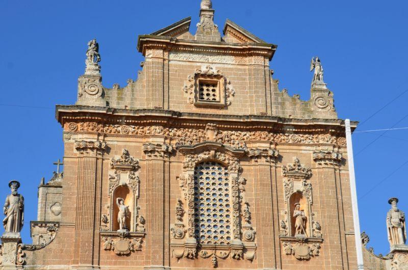 Galatone (Apulien), die Stadt, wo das Licht zur Kunst wird