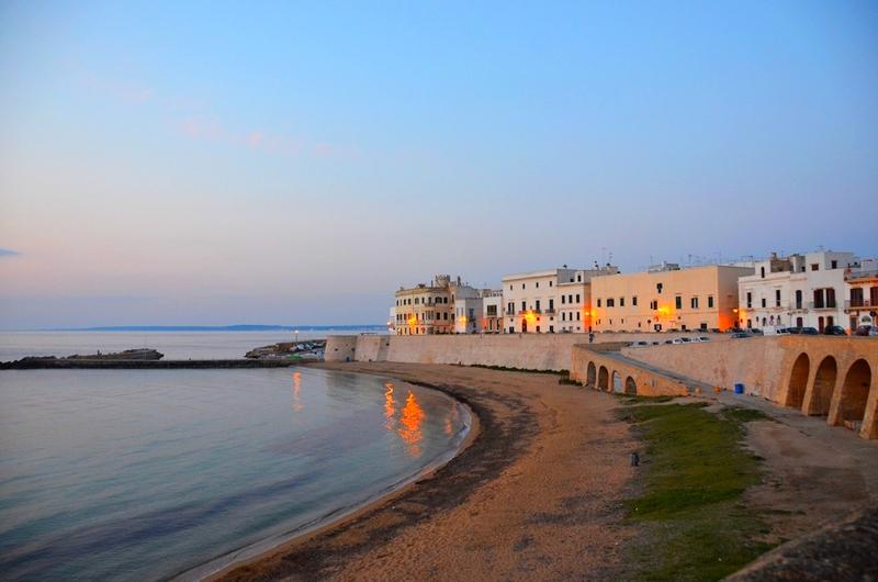 Apulien, Gallipoli