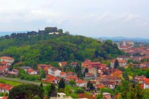 Gorizia, mittelalterliche Burg