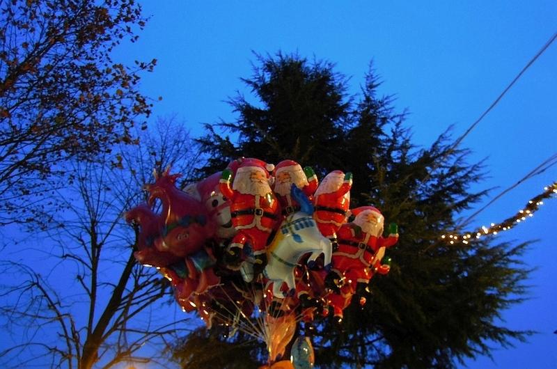 Govone: Piemontesische Etappe für den Weihnachtsmann