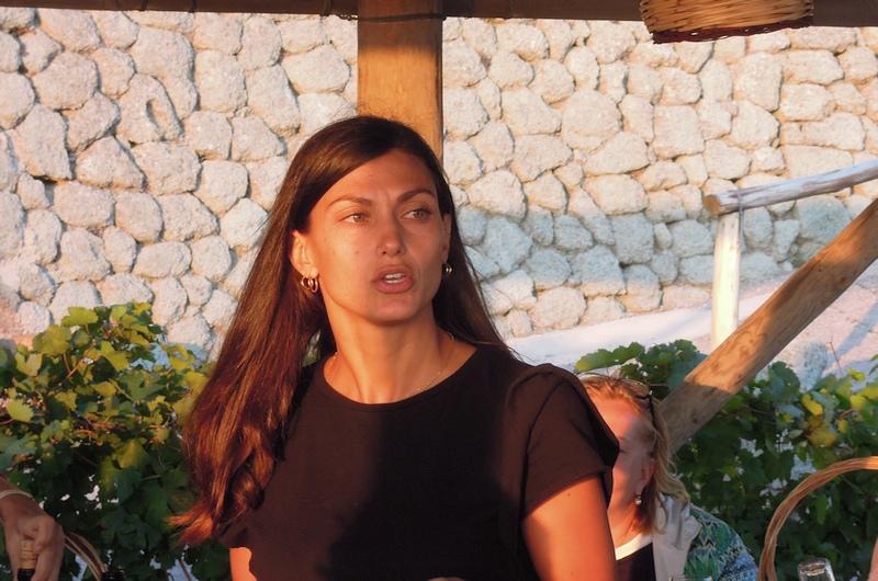 Ischia: Weinberge, Trauben und Rebensaft
