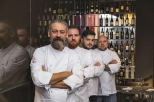 Chefkoch Giorgio Baldari