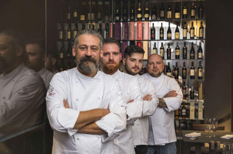 """Rom, der Geschmack alter Rezepte im neuen Restaurant """"Archivolto"""""""
