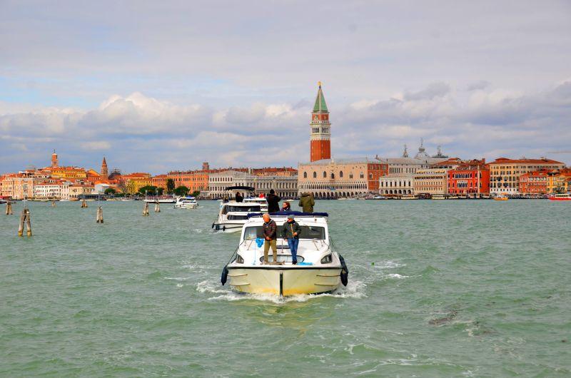 Die Inseln der Lagune von Venedig