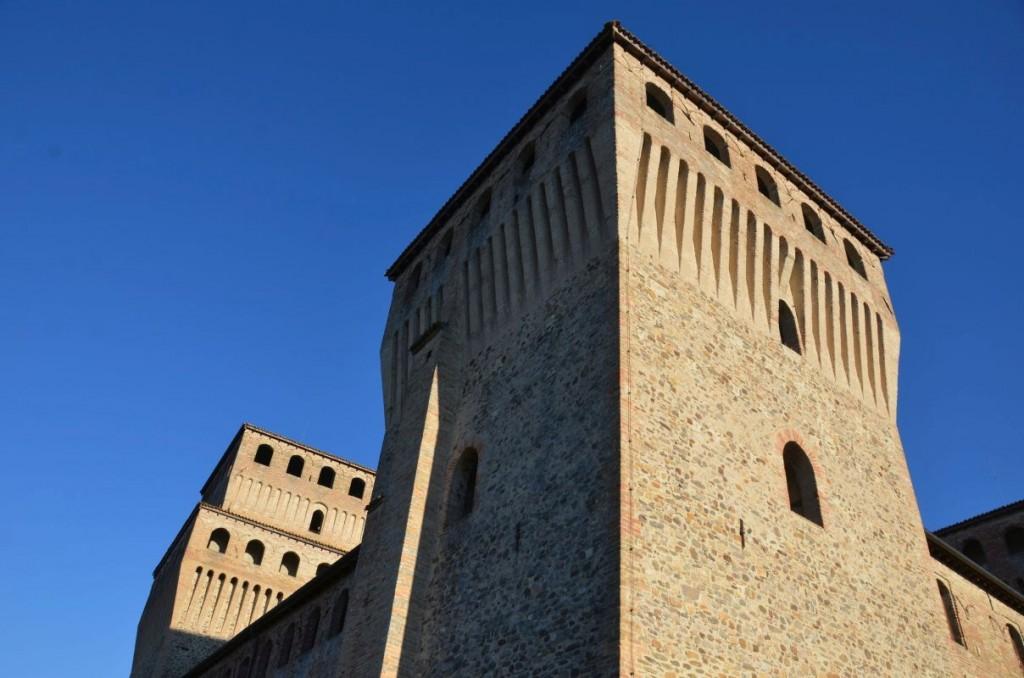 Castello di Torrechiara: Eine Liebesgeschichte aus Stein