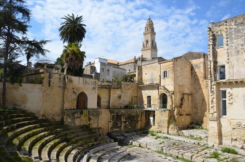 Barockstadt Lecce