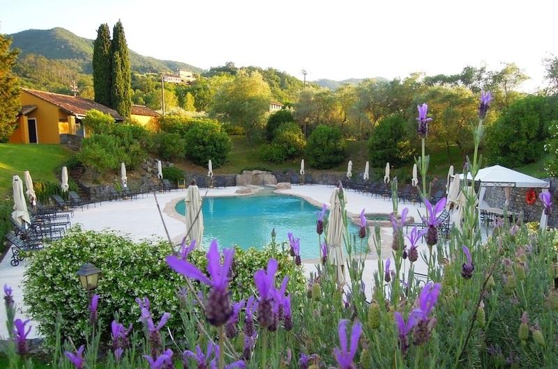 La Meridiana Resort & Golf: ein Konzentrat ligurischer Schönheit