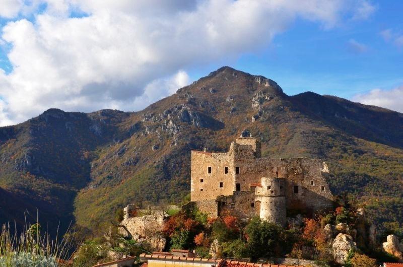Campochiesa (Ligurien): zu Gast im Agriturismo Il Colletto