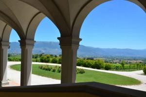 Lungarotti Weinkeller von Montefalco