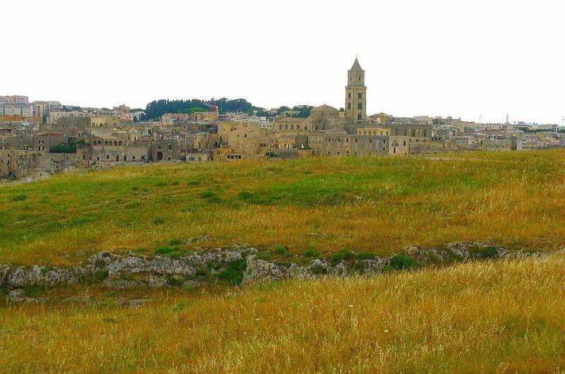 Schatzkammer Süditalien: Matera (Basilikata) ist Kulturhauptstadt Europas 2019 ernannt worden