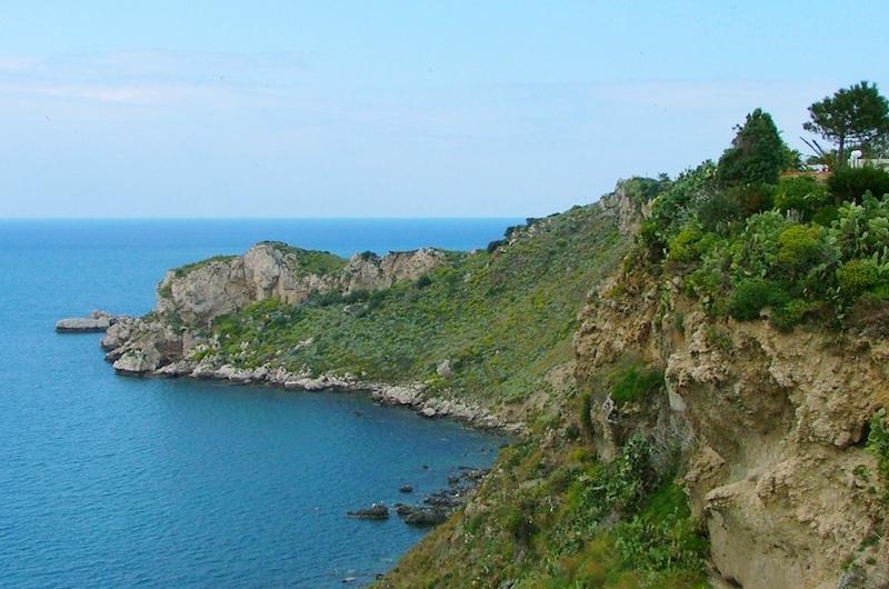 Sizilien: Capo Milazzo