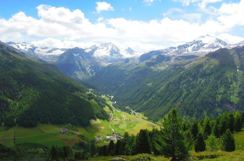 Olang (Südtirol): Der Schmetterlings-Urlaub im Hotel Mirabell