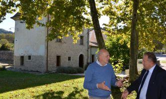 Piana dei Mulini Michelino Lucarelli (Links) und Nicola Cavaliere