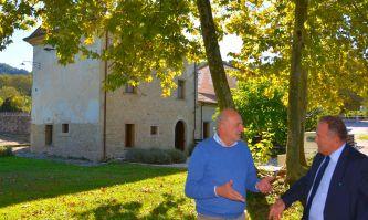 Piana dei Mulini, Michelino Lucarelli (links) und Nicola Cavaliere, Region Molise