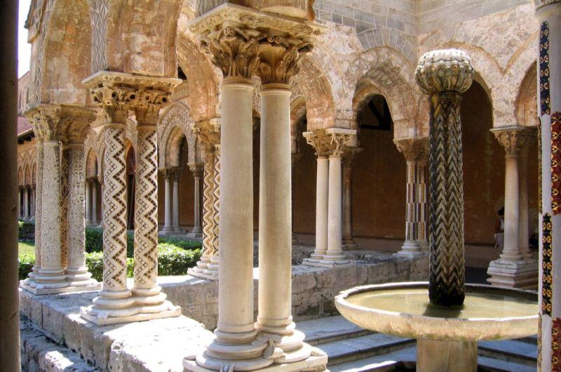 Sizilien sehen und schmecken: Palermo und Monreale