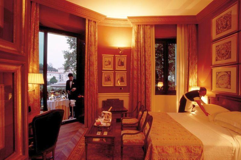 Hotel de la Ville in Monza: raffiniert und charaktervoll