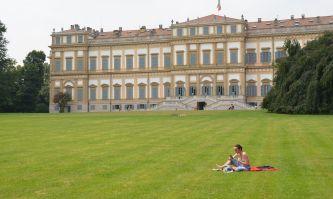 Monza, Königliche Villa