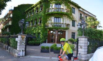 Monza, Hotel de la Ville
