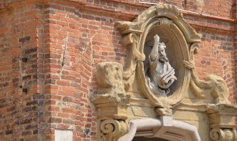 Monza. Santa Maria in Carrobiolo