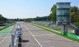 Monza, Formel-1-Rennstrecke