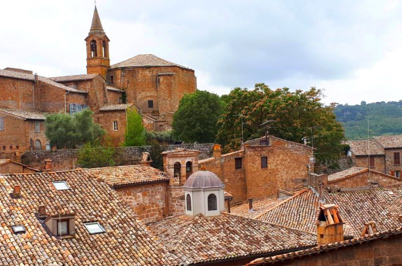 Orvieto von der Seite des Geschmackes entdecken