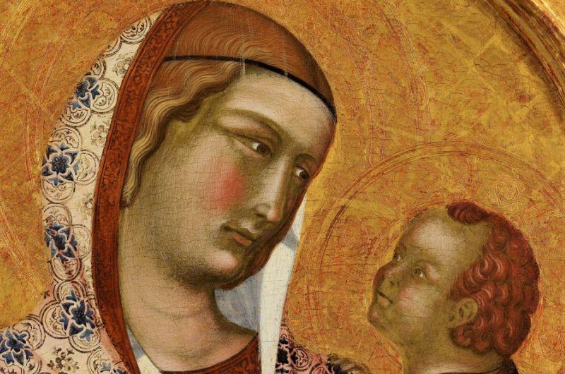Das Polyptychon von Pietro Lorenzetti kehrt nach Arezzo zurück