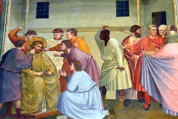 Padua, Giotto, Cappella degli Scrovegni ,Foto Paolo Gianfelici