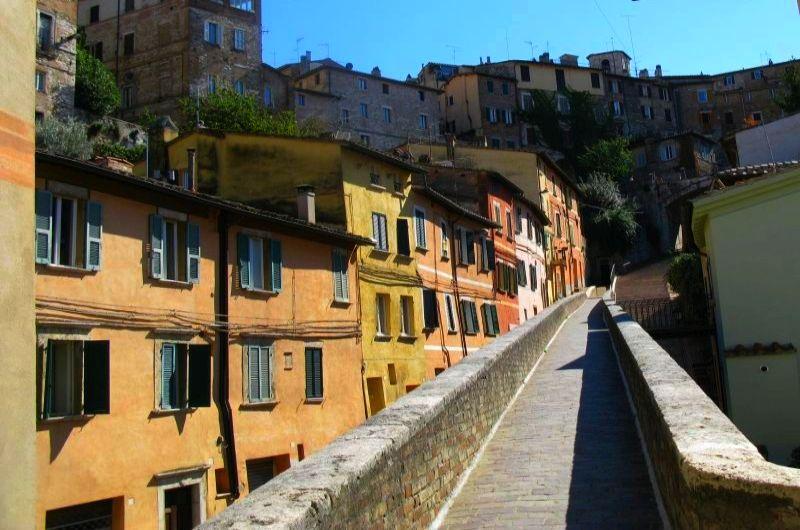 Umbrien: Perugia und Todi