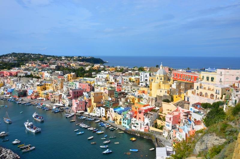 Procida: die schöne Insel mit viel Energie
