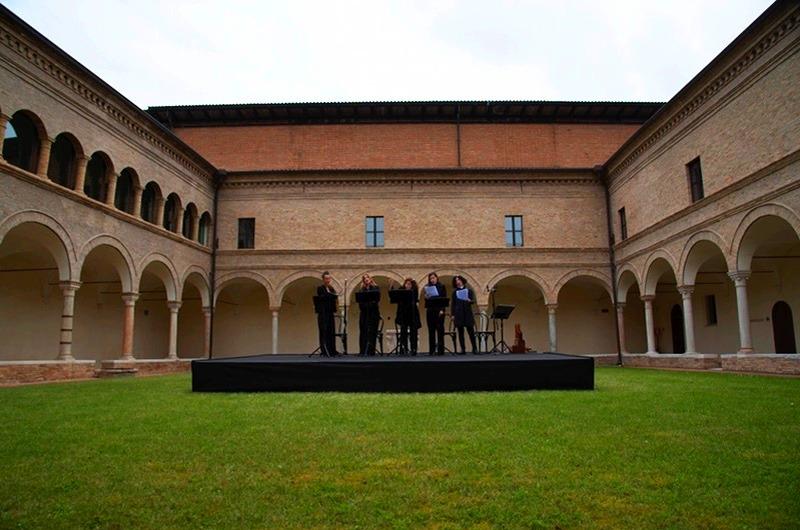 Ravenna: Mit der Göttliche Komödie unterwegs