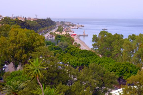 Reggio Calabria, der Charme des Grand Hotel Excelsior