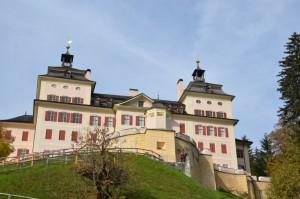 Mareit, das Schloss Wolfsthurn
