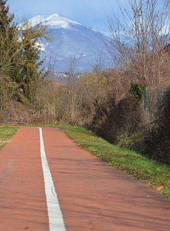 Rieti: Radweg