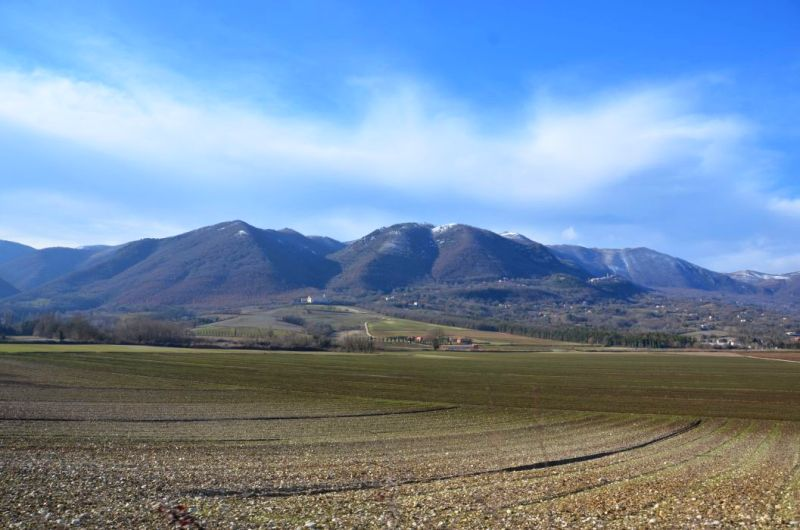 Mit dem Fahrrad auf den Spuren des Franz von Assisi