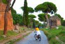 "Das Restaurant ""Volée"" an der Appia Antica"