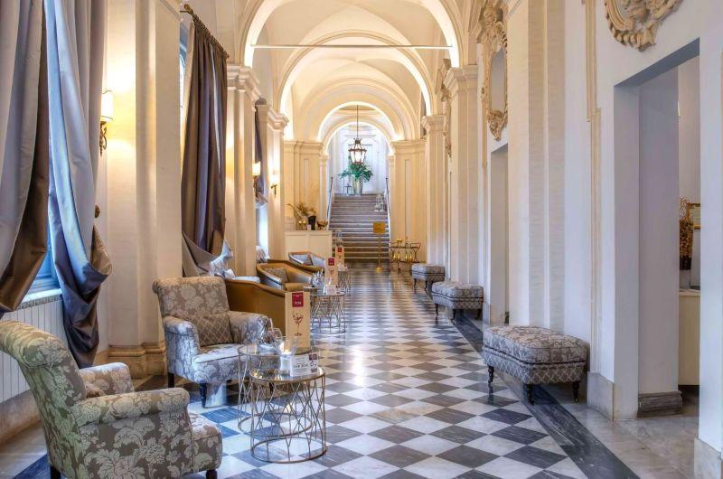 """""""VOI Donna Camilla Savelli"""": das Hotel mit barocker Eleganz"""