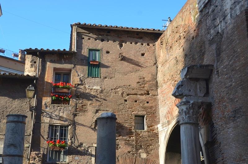 Das Ghetto von Rom