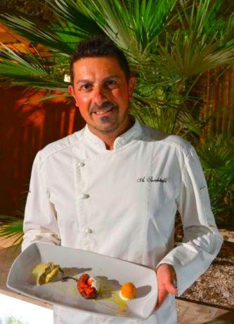 Küchenchef Alessandro