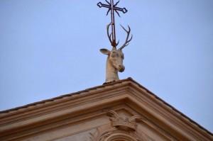 Rom, Sant'Eustachio