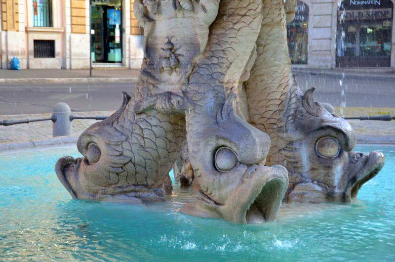 Rom: Ein Zoo aus Stein