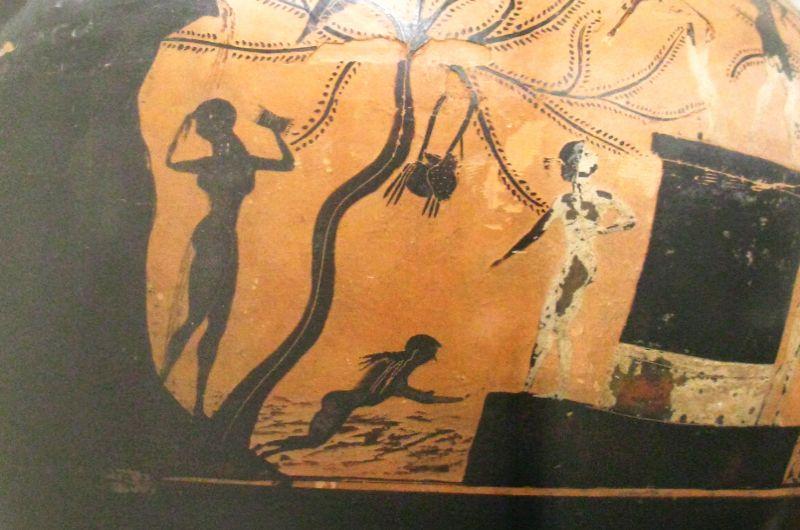 Etruskische Badelust
