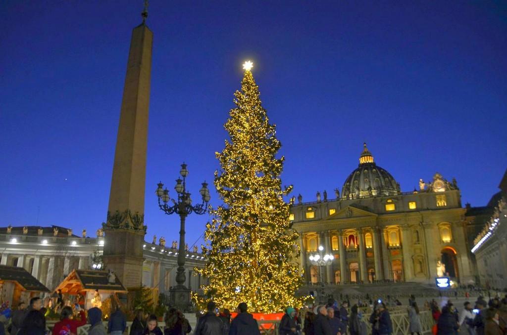Weihnachten in Rom  2019