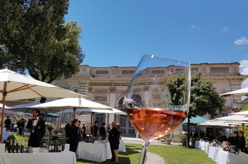Rom: Wein und Kunst