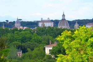 Rom, Botanischer Garten