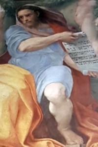 Raffael, Jesaja, Rom, Kirche S. Agostino